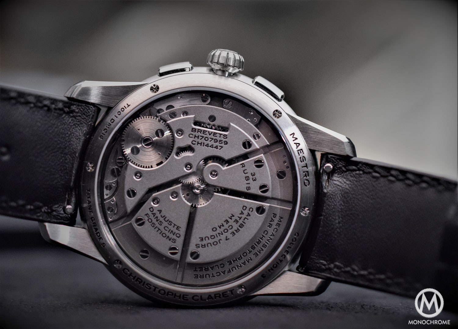 Christophe Claret Maestro - SIHH 2017 - review
