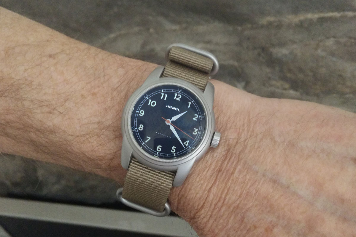 Hemel Track Watch - Value Proposition Review