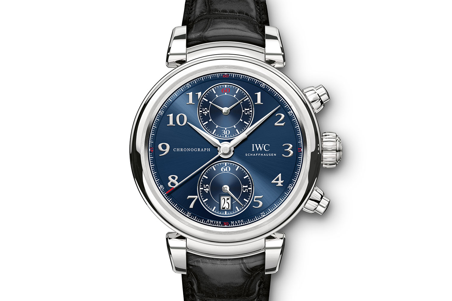"IWC Da Vinci Chronograph Edition ""Laureus Sport for Good Foundation"" - SIHH 2017"