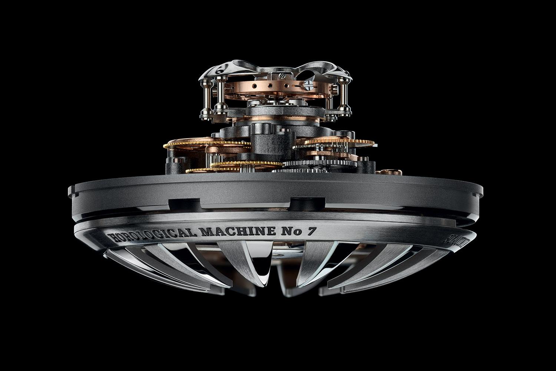 MB&F Horological Machine 7 HM7 Aquapod - SIHH 2017