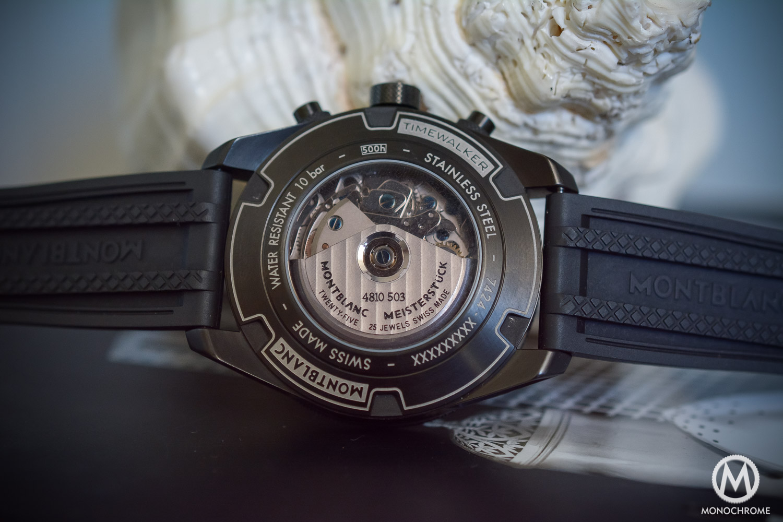 Montblanc TimeWalker Chronograph UTC - SIHH 2017