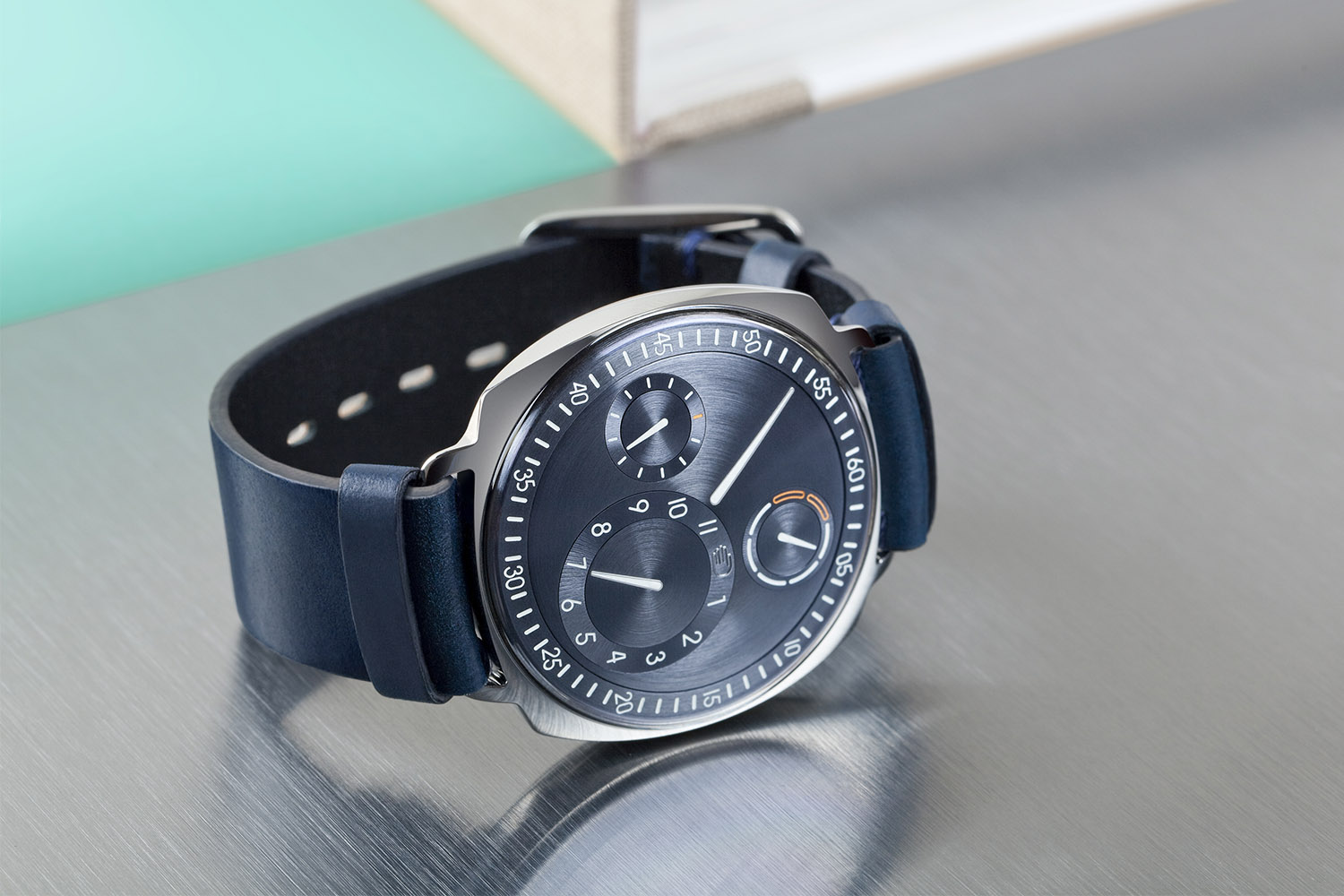 Ressence TYPE 1 Squared - SIHH 2017