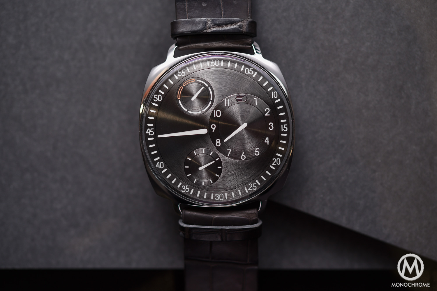 Ressence Type 1 Squared - SIHH 2017 - Review