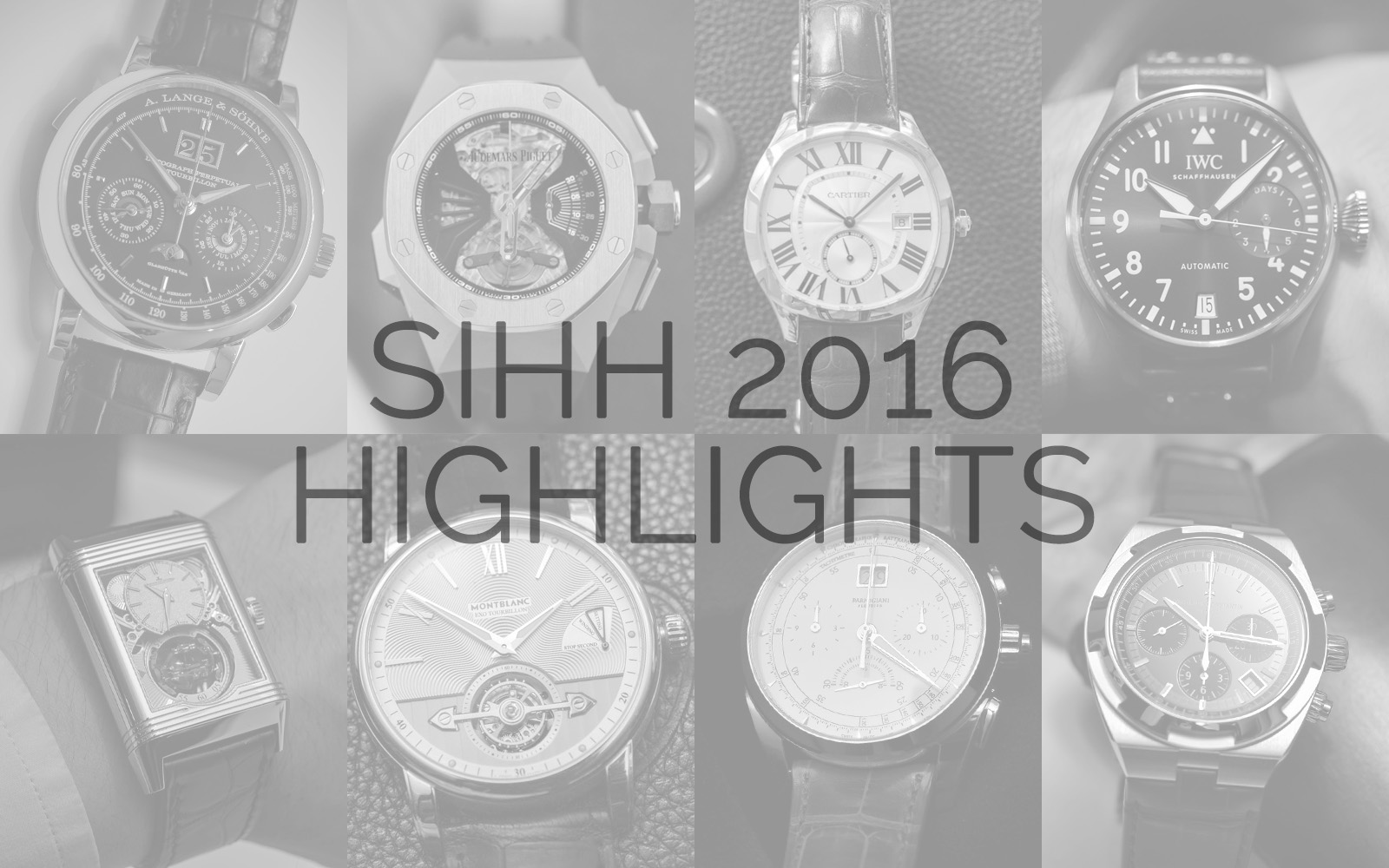 SIHH-2016-highlights