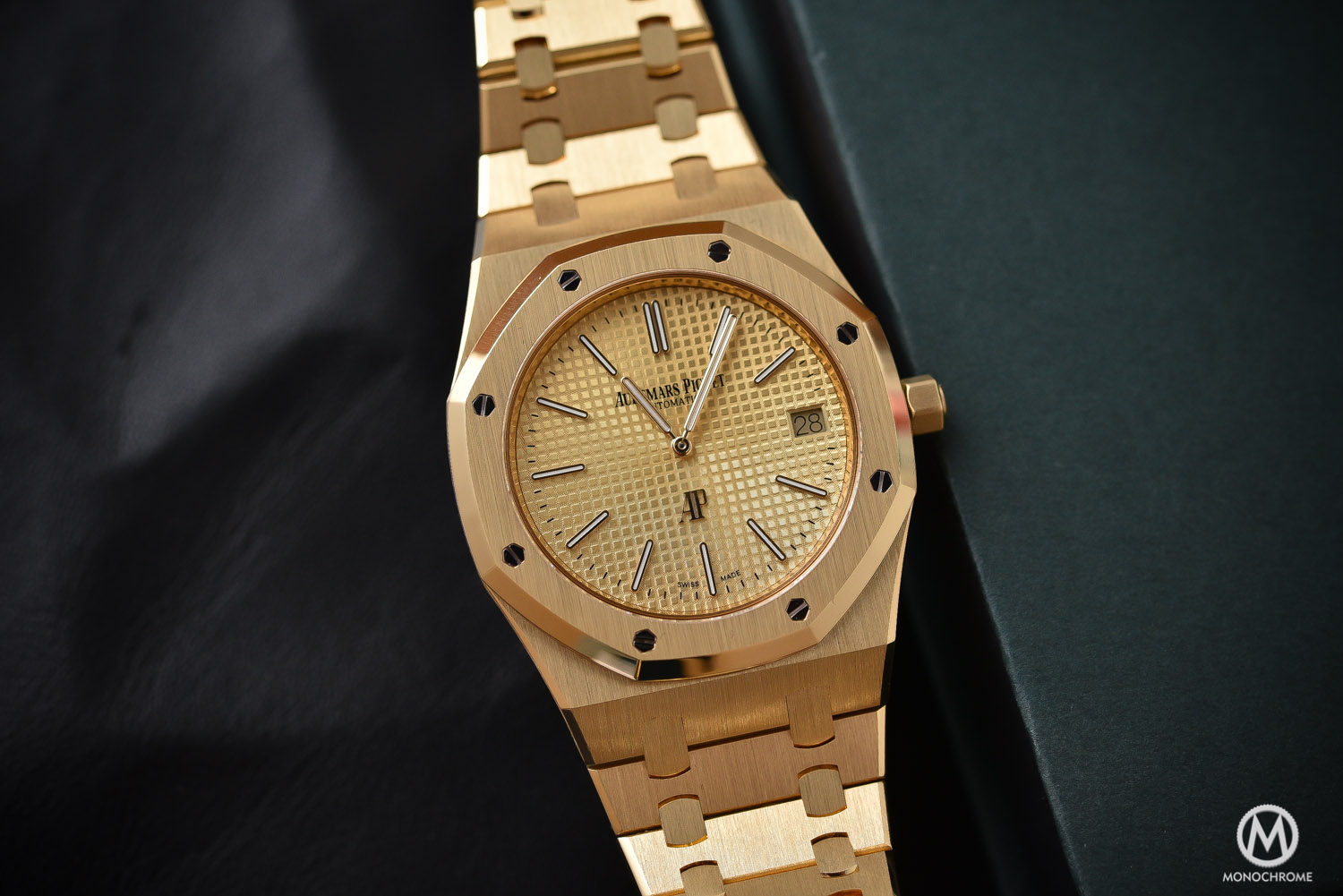Audemars Piguet Royal Oak Extra Thin 15202 Yellow Gold