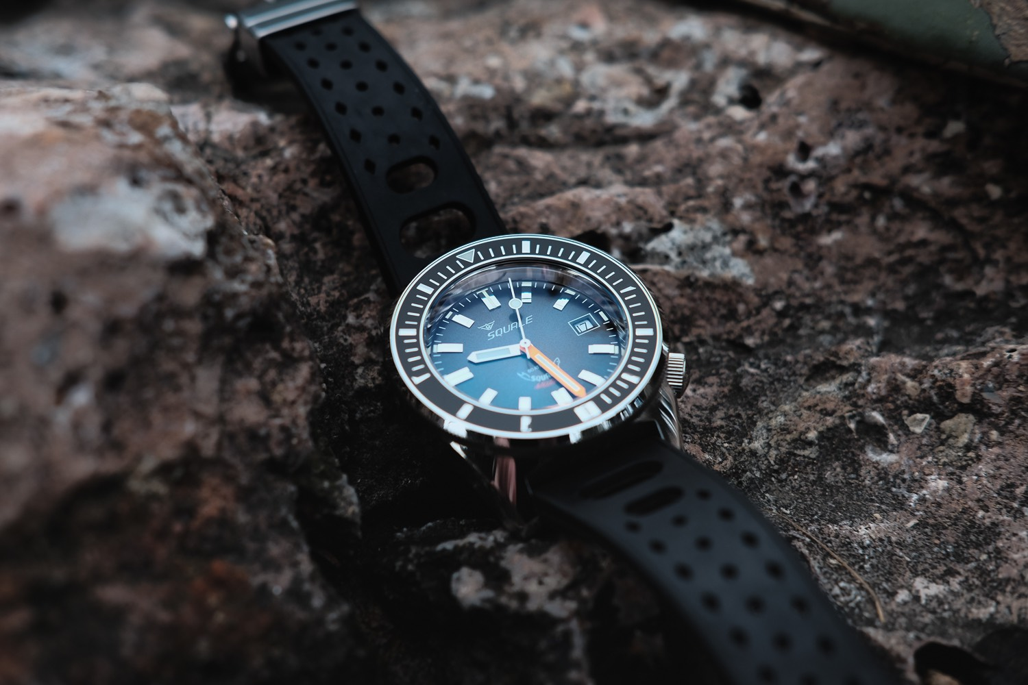 Squale Squalematic 60 Atmos - Dive Watch Review