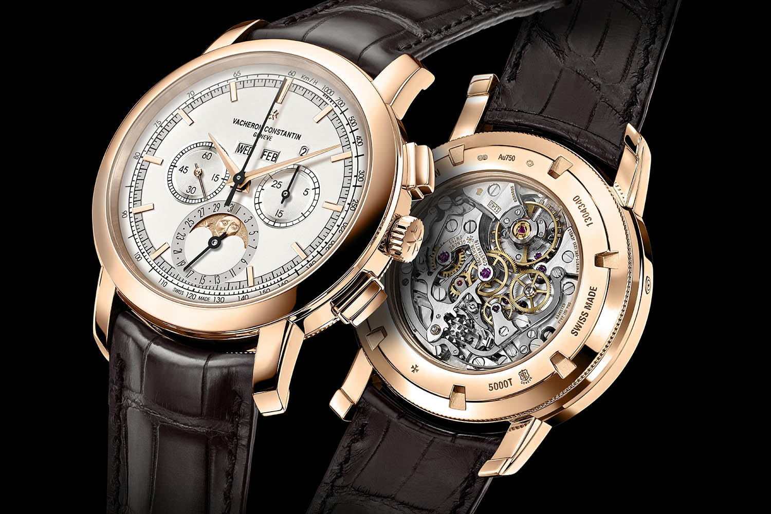 Vacheron Constantin Traditionnelle Chronograph Perpetual Calendar now in Rose Gold - SIHH 2017