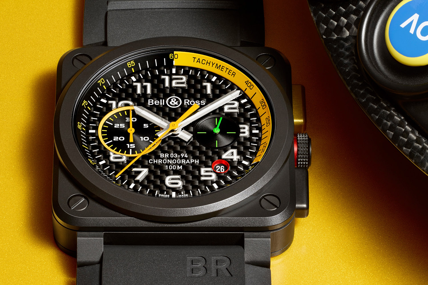 Bell & Ross BR03-94 RS17 Renault Sport F1