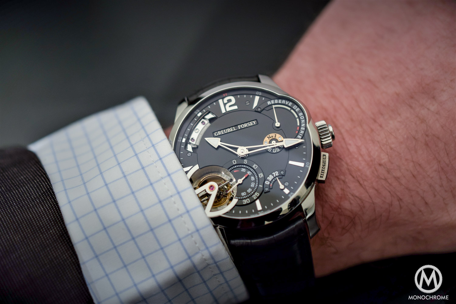 Greubel Forsey Grande Sonnerie - SIHH 2017 Review (Specs & Price)