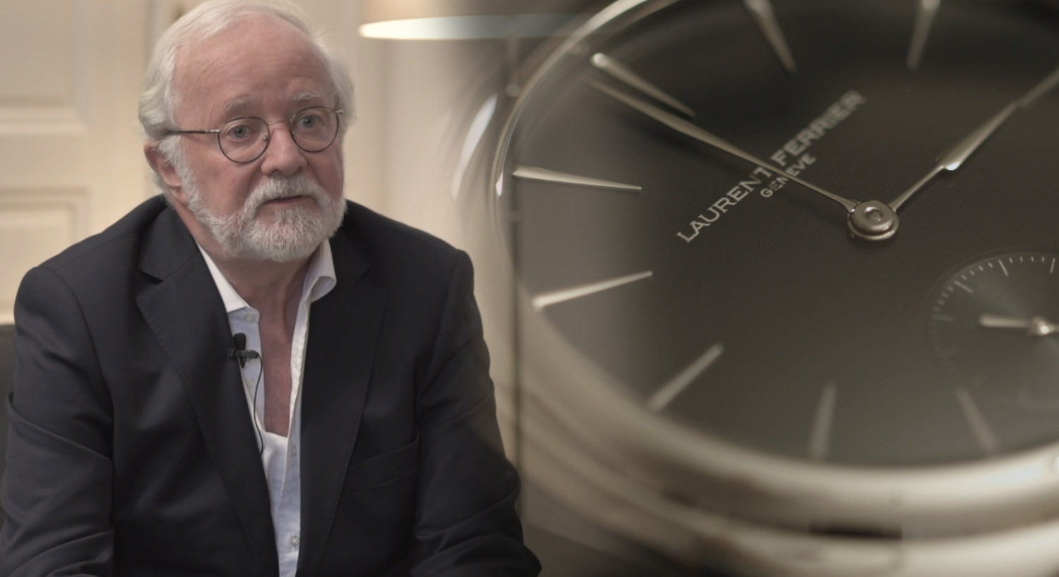 In Conversation with Laurent Ferrier