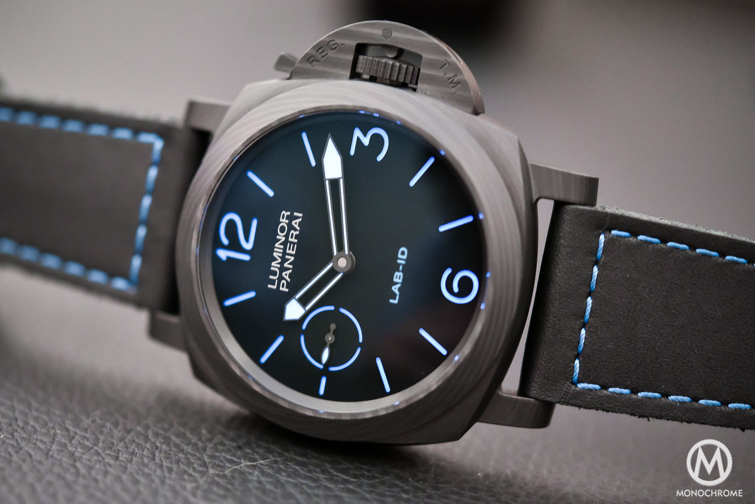 Image result for Panerai PM700 concept watch