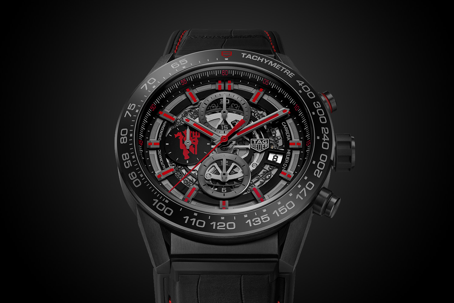 TAG Heuer Manchester United Chronograph
