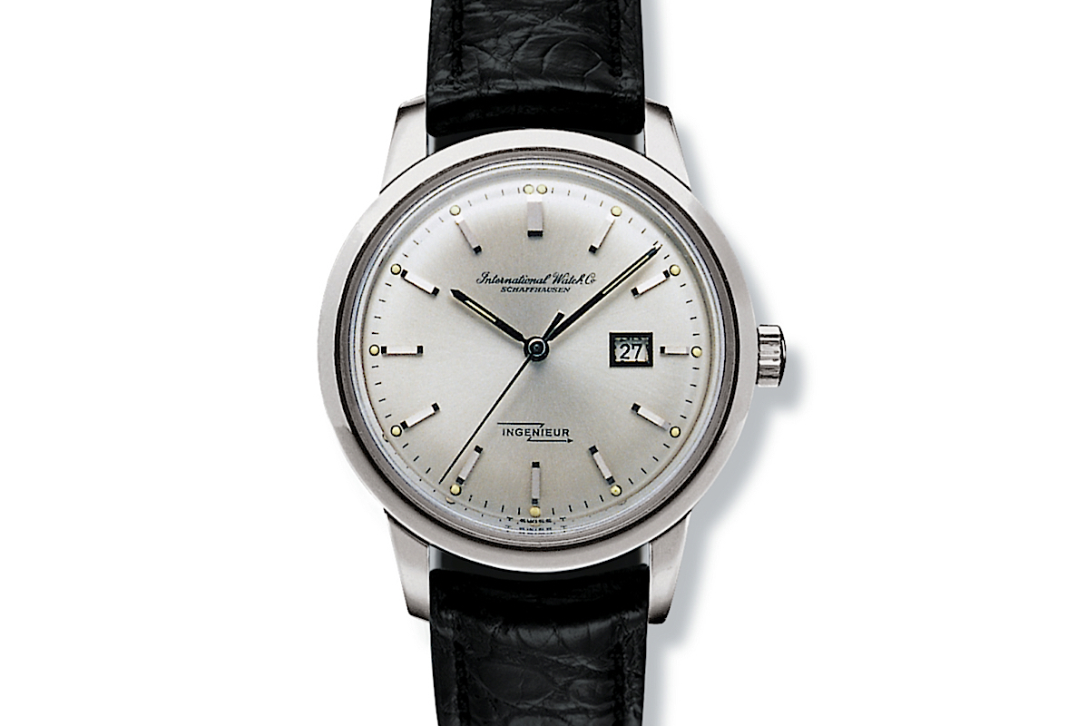 IWC ingenieur ref. 666 from 1955
