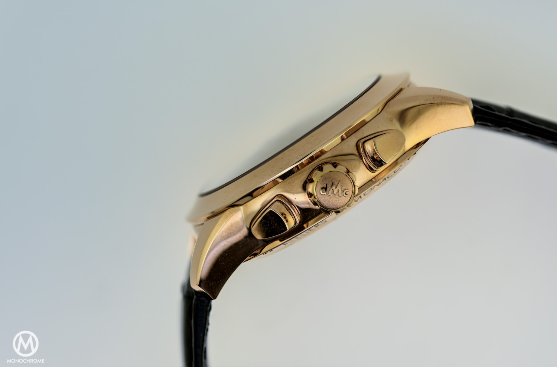 Ateliers deMonaco Admiral Chronograph Flyback Saphir