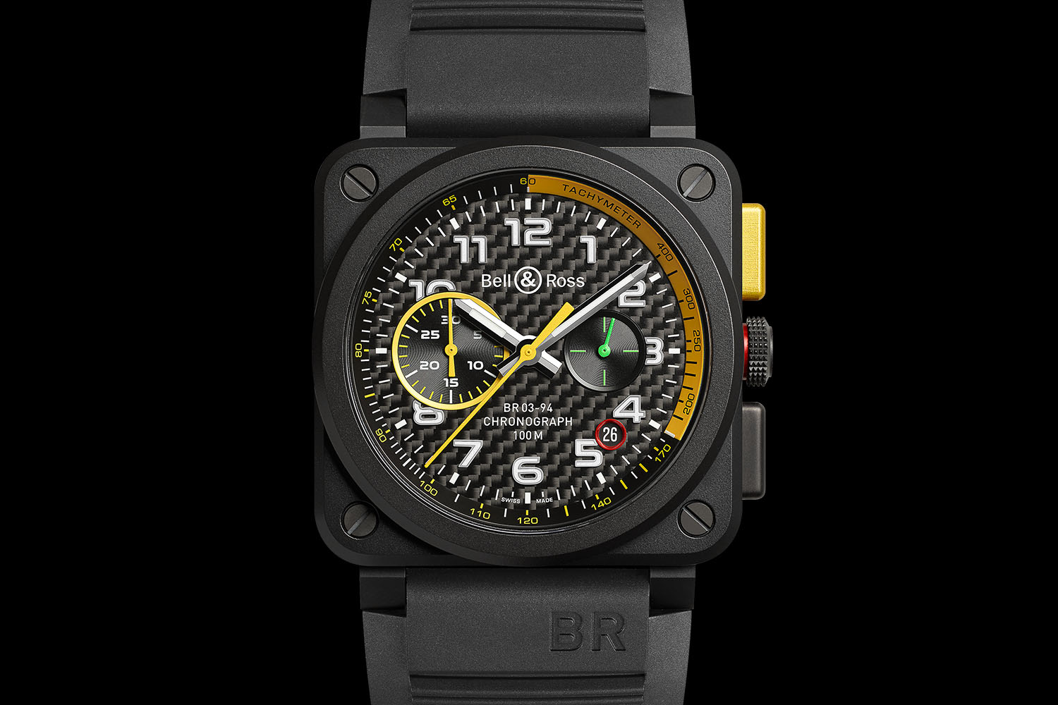 Bell and Ross BR-RS17 Trilogy - Baselworld 2017
