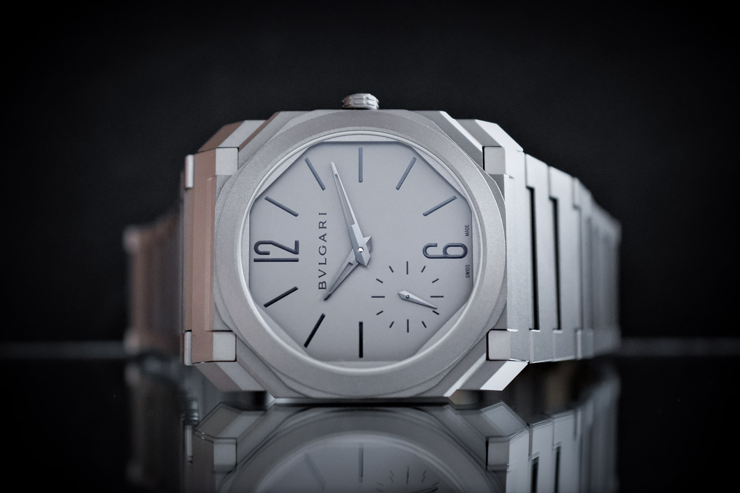 Bulgari Octo Finissimo Automatic - World's Thinnest Automatic Movement