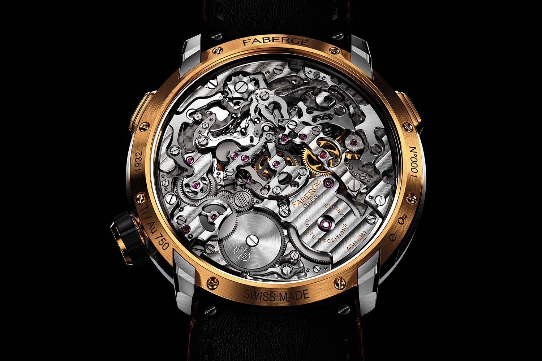 Fabergé Visionnaire Chronograph - Revolutionary Movement Agenhor AgenGraphe