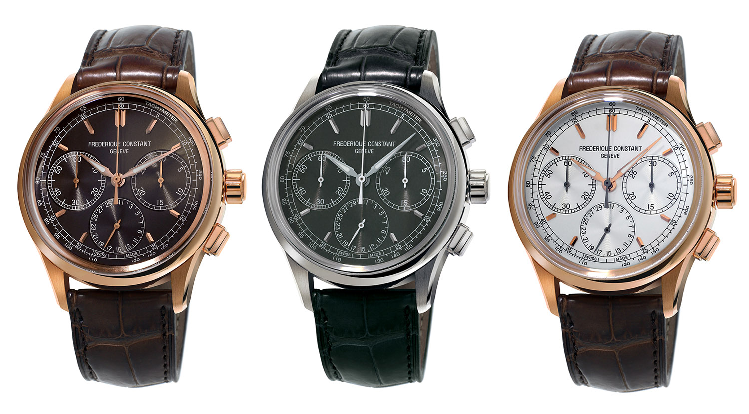 Frederique Constant Flyback Chronograph Manufacture - Baselworld 2017 - 10
