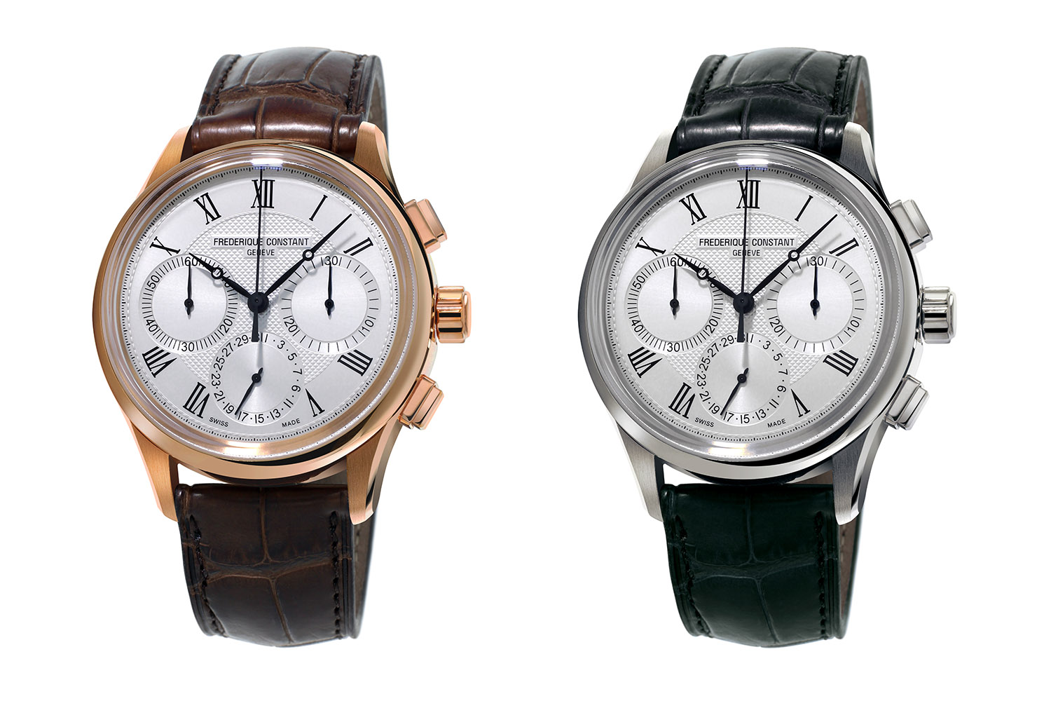 Frederique Constant Flyback Chronograph Manufacture - Baselworld 2017 - 9
