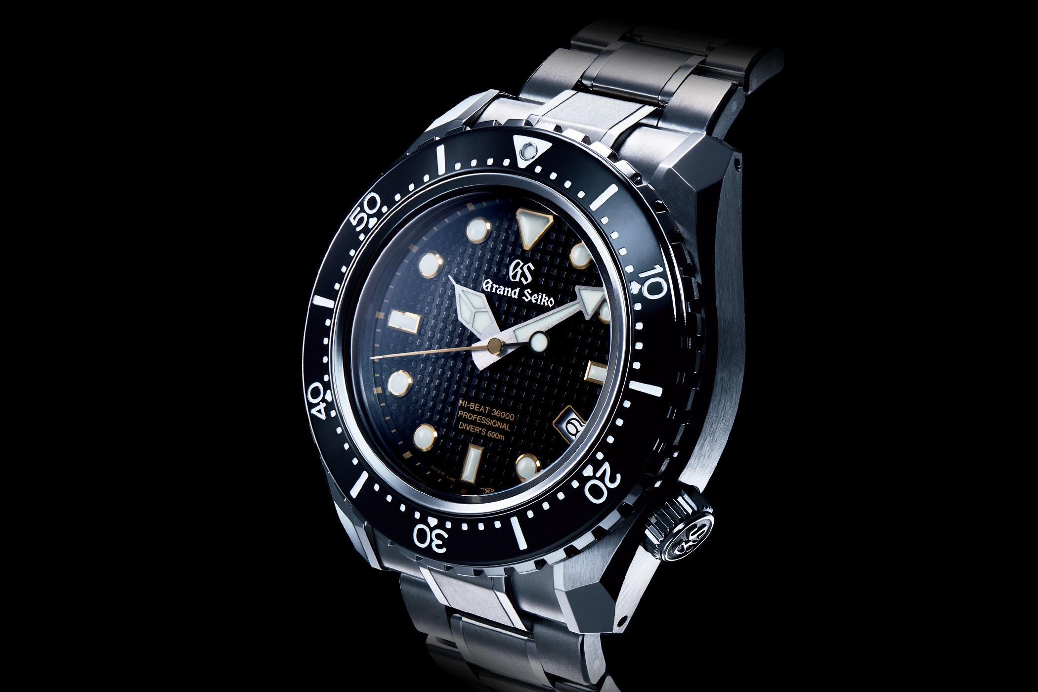 ... Baselworld 2017 – Grand Seiko Hi-Beat 36000 Professional 600m Diver s  (S.. 71b554d65