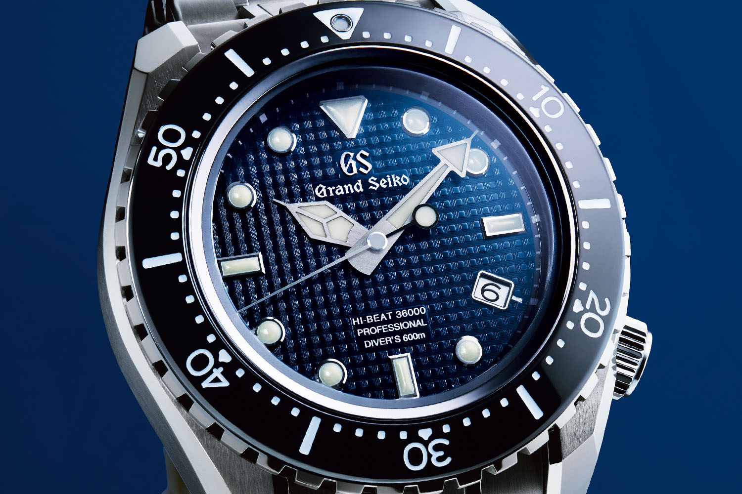Grand Seiko Hi-Beat 36000 Professional 600m Diver's - SBGH255 - SBGH257
