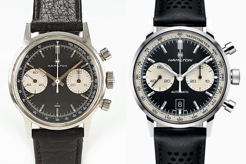 Hamilton Intra-Matic68 Chronograph