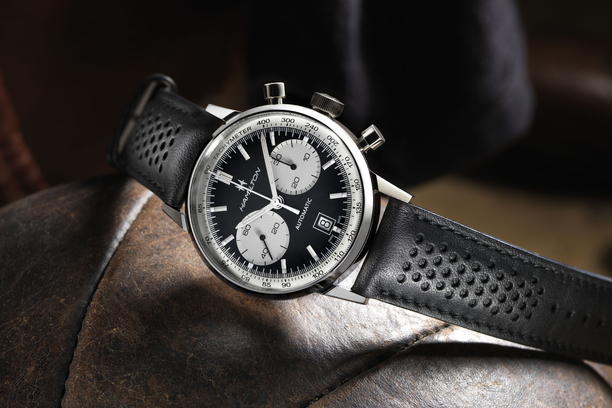 2021 Hamilton Intra Matic Automatic Chronograph 40mm Collection