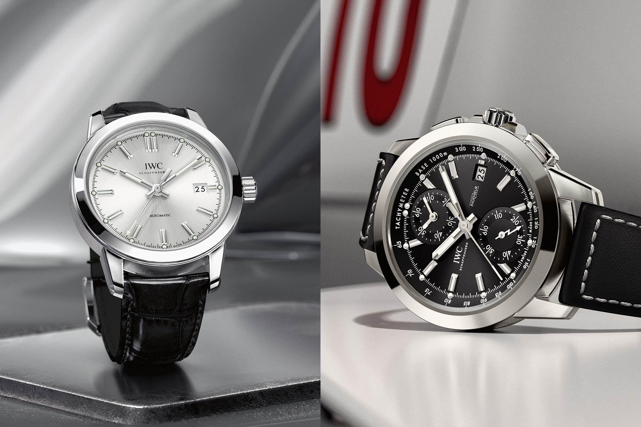 IWC Ingenieur 2017 Collection Vintage Inspired