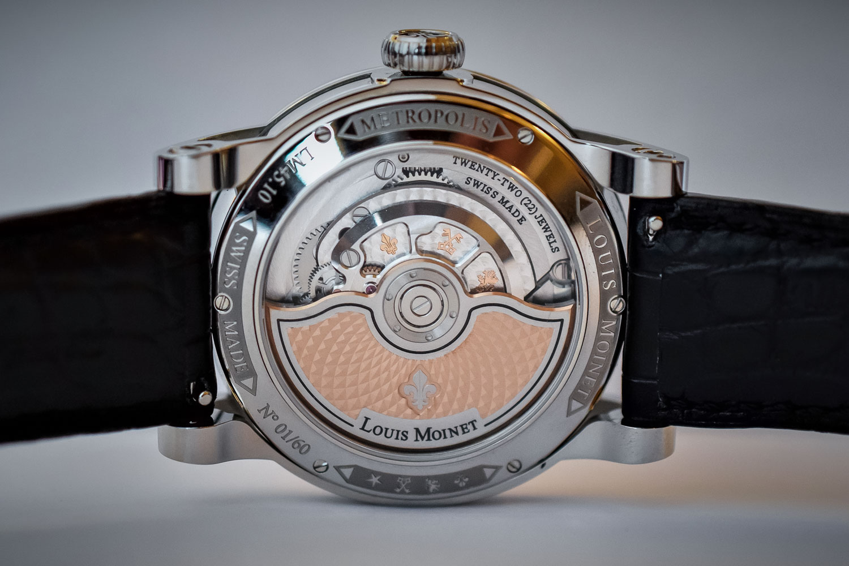 Louis Moinet Metropolis - 4