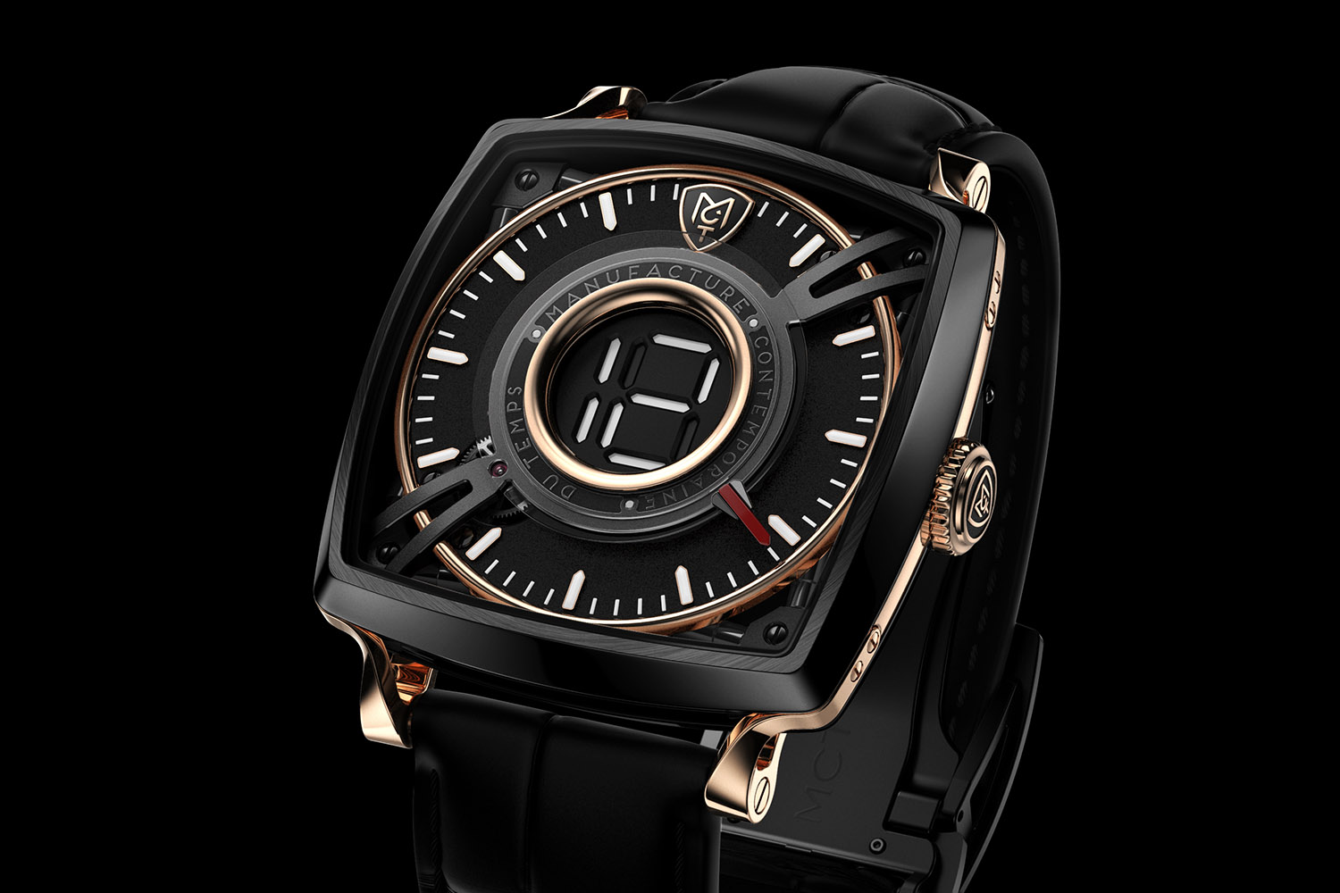MCT Dodekal One D110 - Baselworld 2017