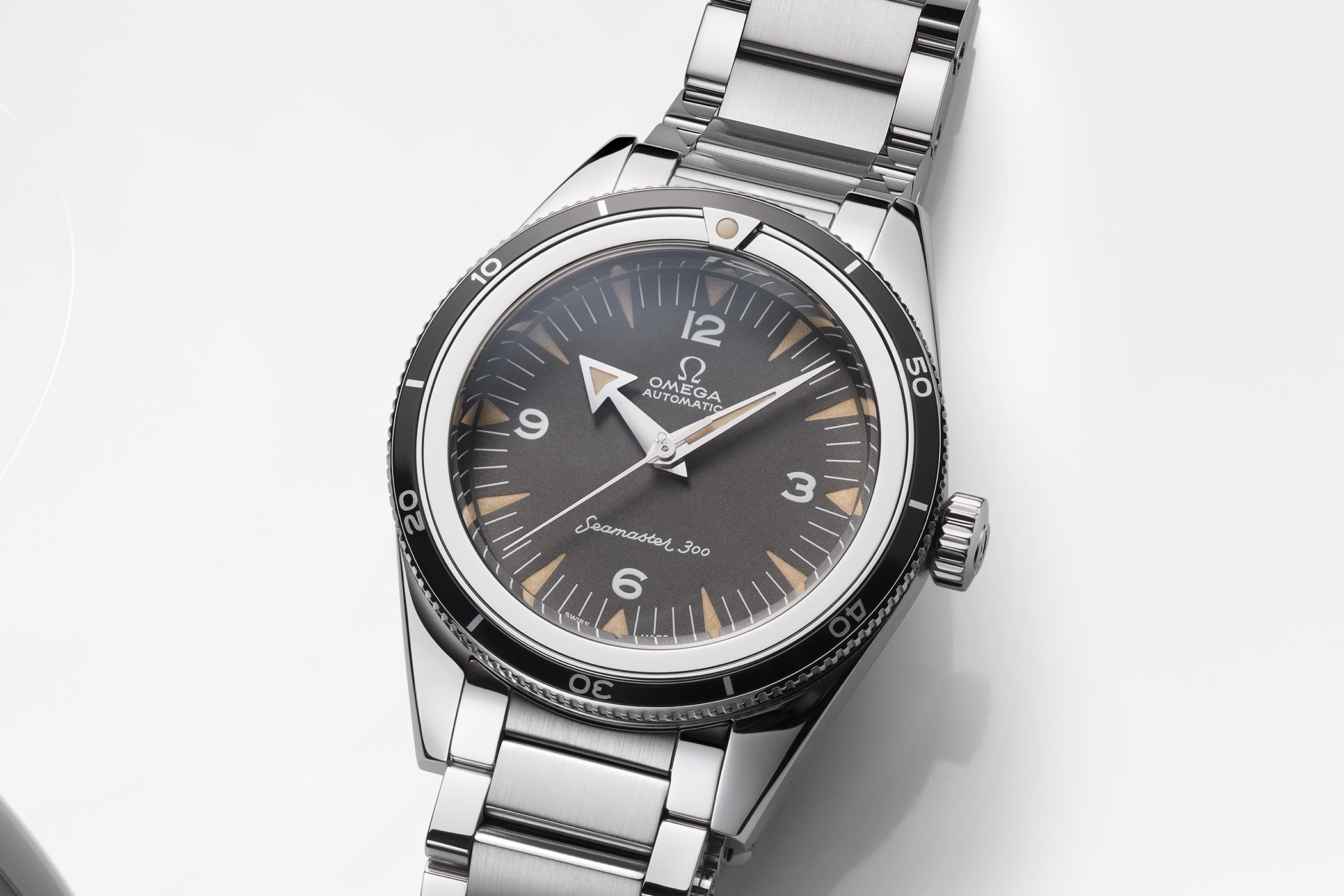 a98adc7a3fe Omega Seamaster 300 60th Anniversary Limited Edition Master Chronometer  39mm - Baselworld 2017
