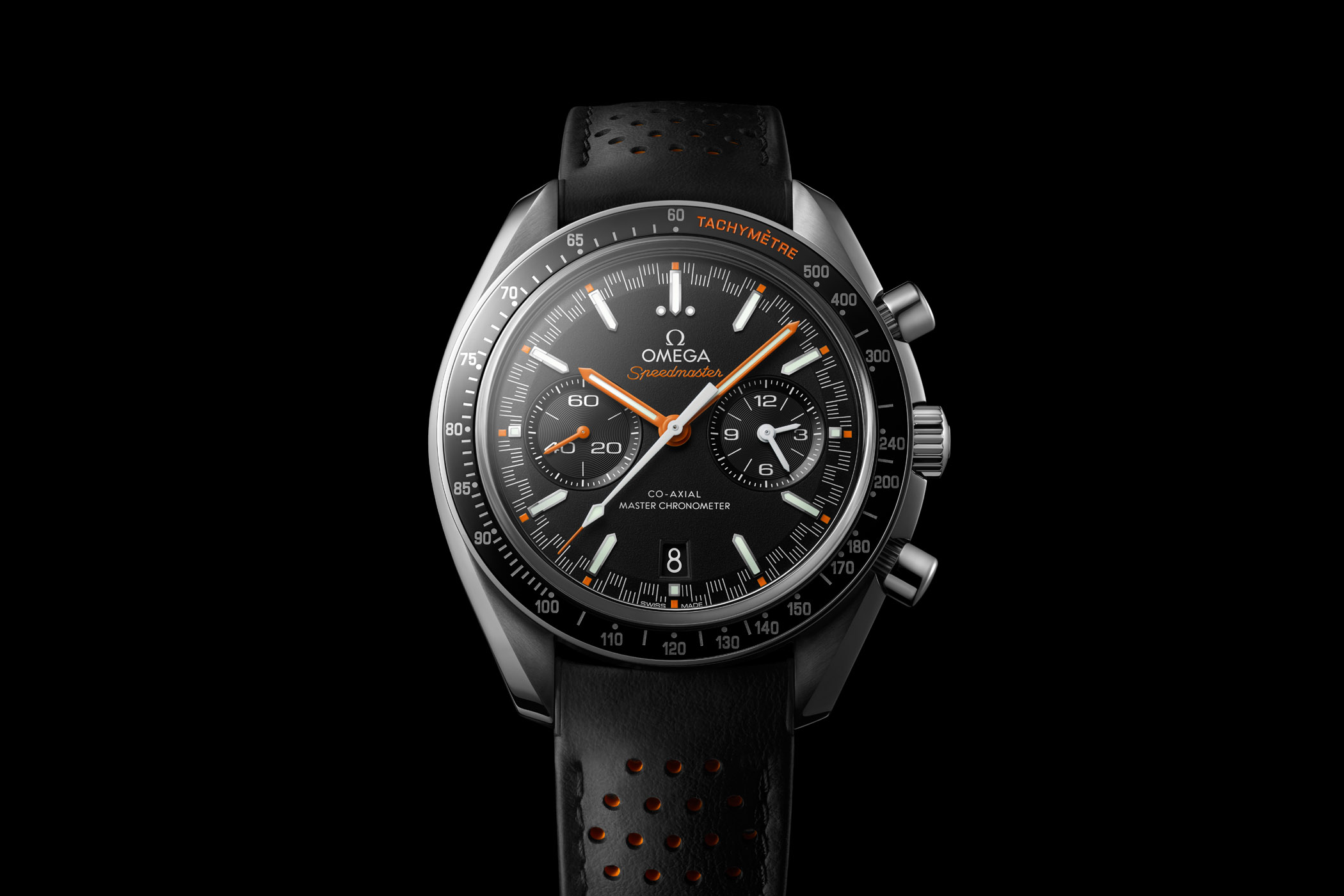 Omega Speedmaster Racing Master Chronometer - Baselworld 2017