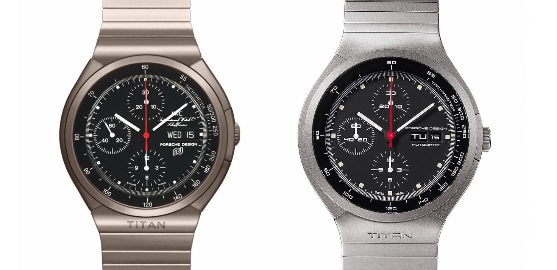 Porsche Design Titan Chronograph