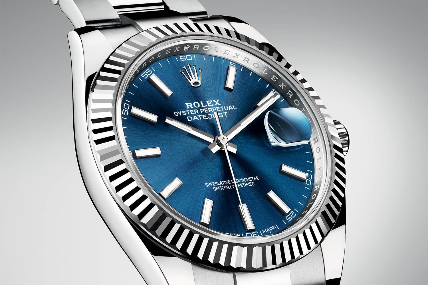 Rolex Datejust 41 Steel Baselworld 2017