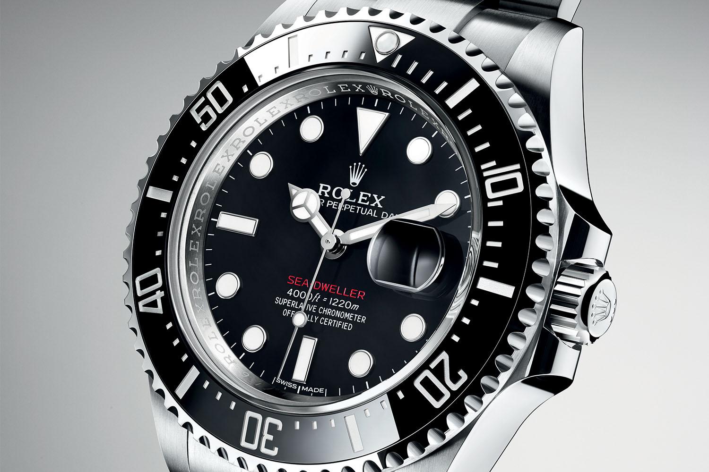Baselworld 2017 Rolex Sea Dweller Single Red Ref 126600 43mm