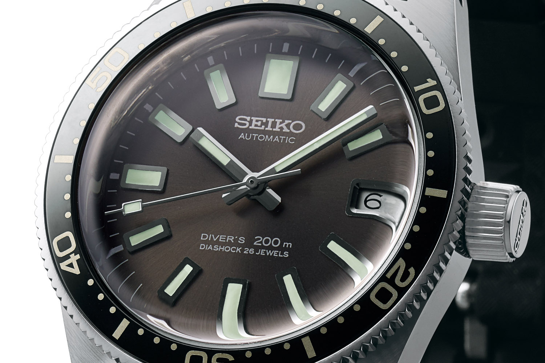 Seiko 62Mas Reedition SLA017 - Baselworld 2017