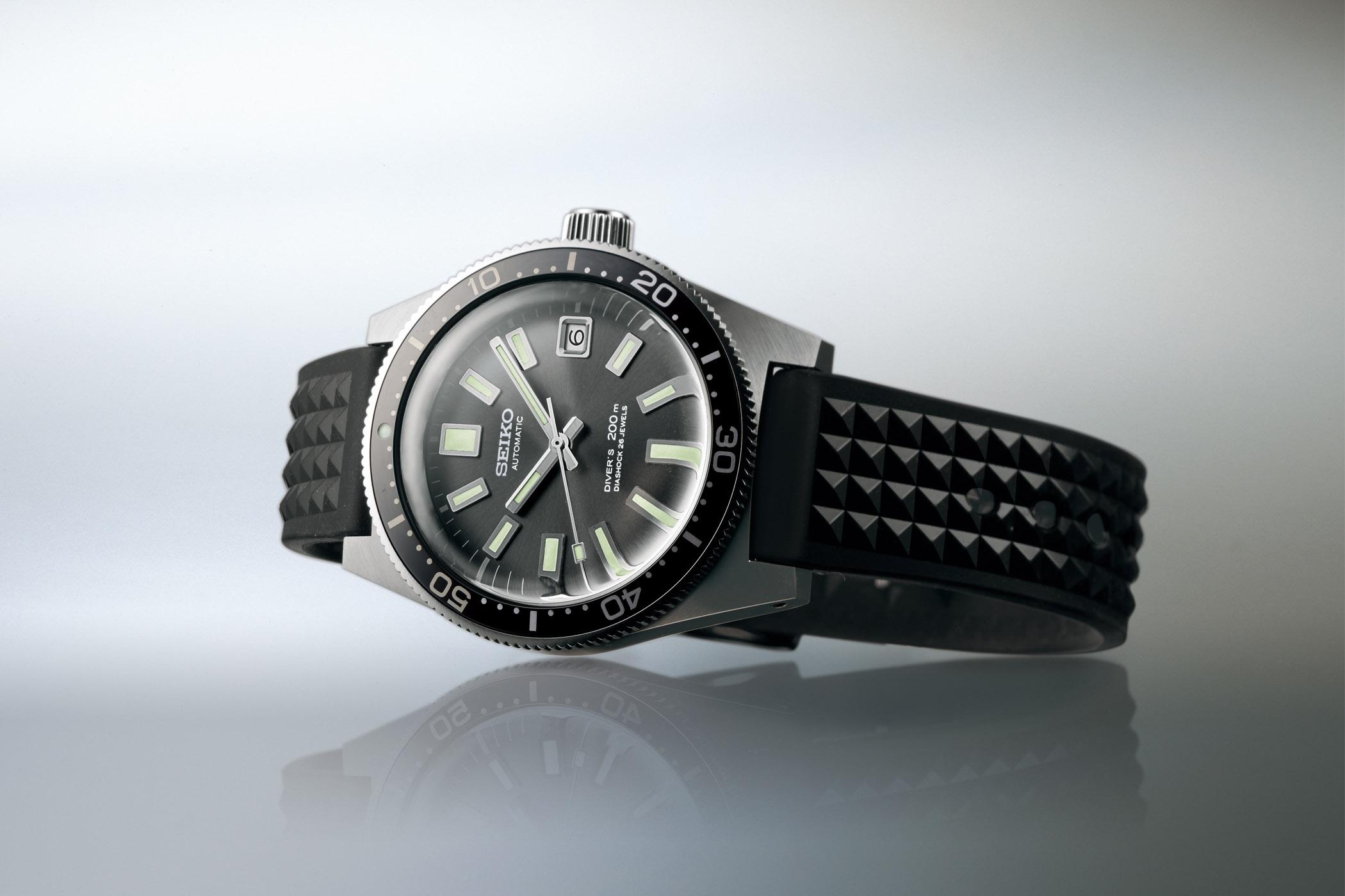 Seiko's First Dive Watch (62Mas) Prospex Reeditions SLA017 - SPB051 - SPB053 - Baselworld 2017