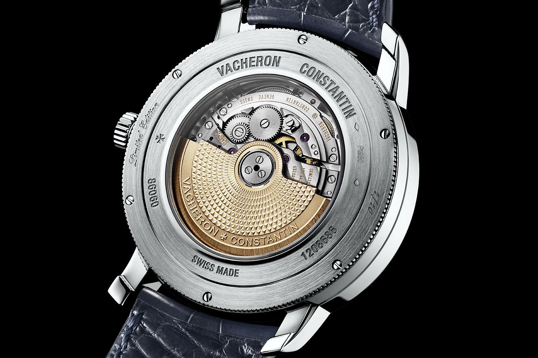 Vacheron Constantin Traditionnelle World Time Enamel Dial