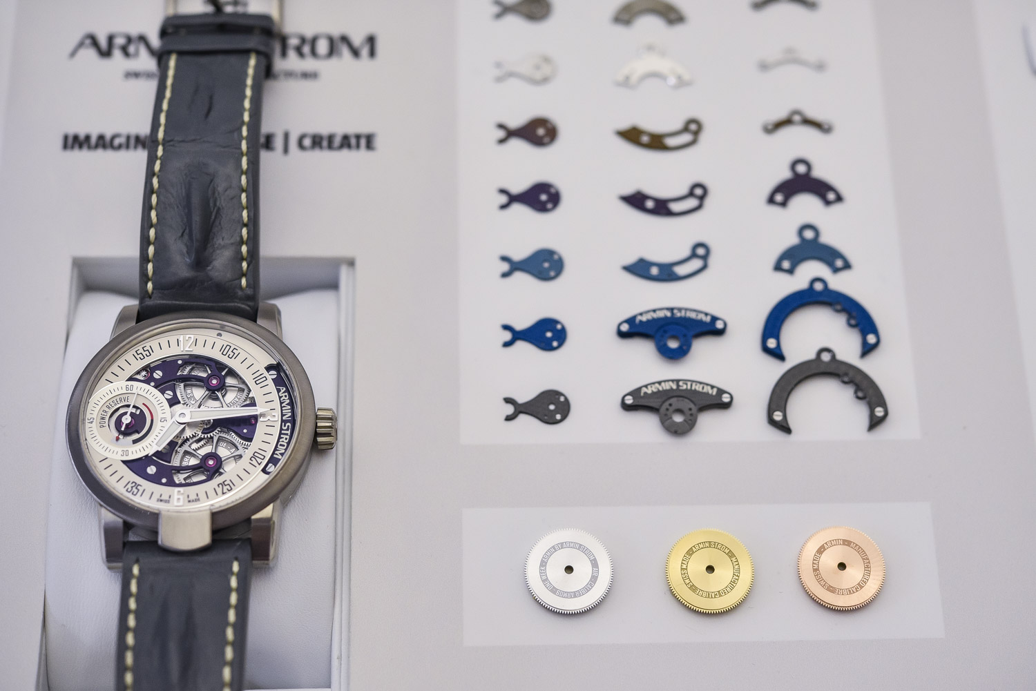 Armin Strom Watch Configurator - Top 10 Baselworld 2017