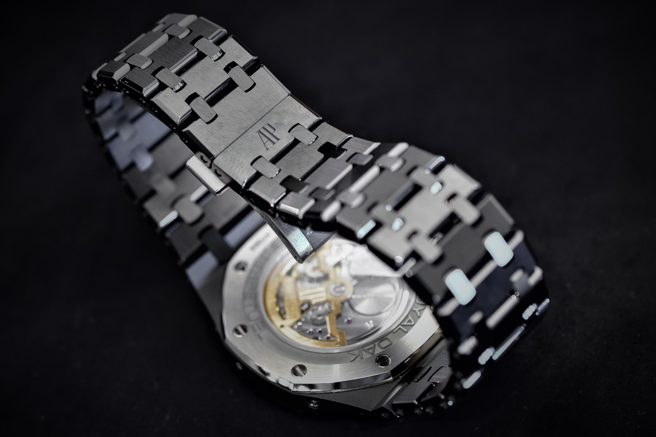 Audemars Piguet Royal Oak Perpetual Calendar Black Ceramic - 26579CE - Review