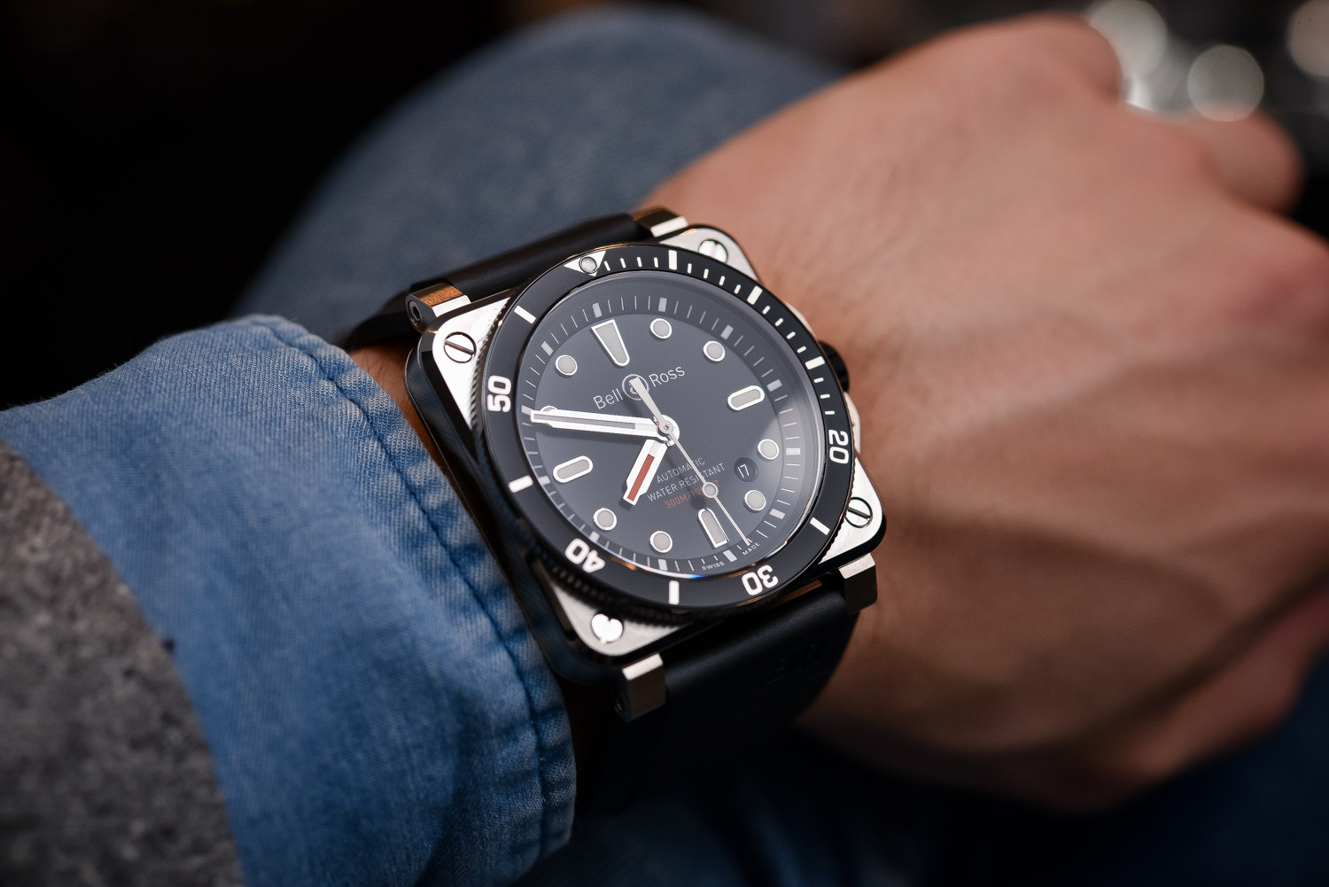 Bell Ross BR03-92 Diver - Top 10 Baselworld 2017