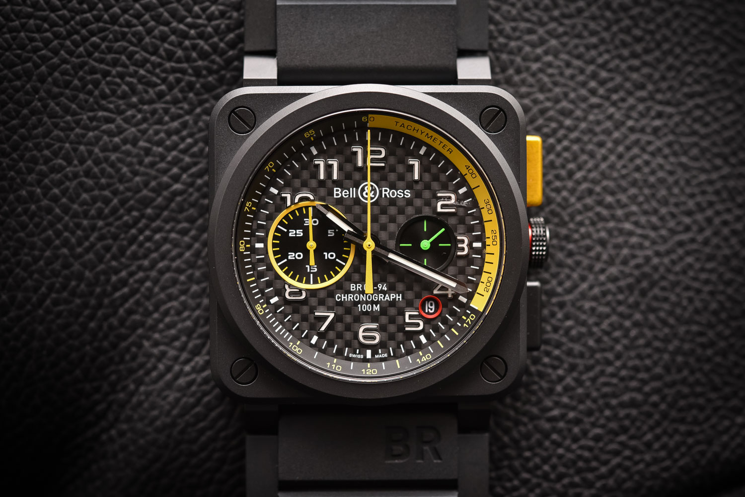 Bell & Ross BR03-94 RS17 Chronograph