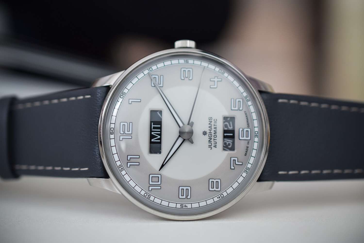 Junghans Meister Driver Day-Date
