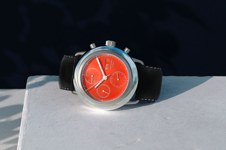 Meerson Mutiny Chronograph Bespoke Watch
