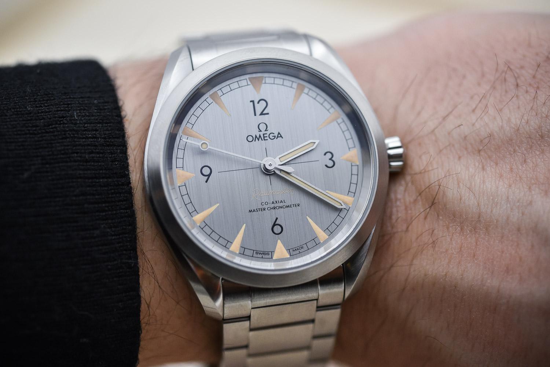 Omega Seamaster Aqua Terra Railmaster Master Chronometer - Top 10 Baselworld 2017