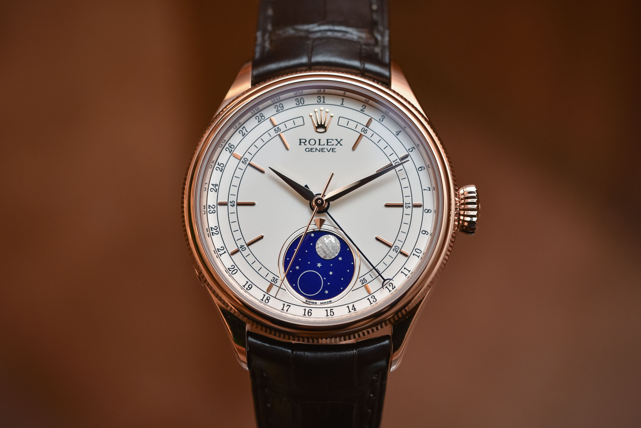 Rolex Cellini Moonphase 50535 - Baselworld 2017