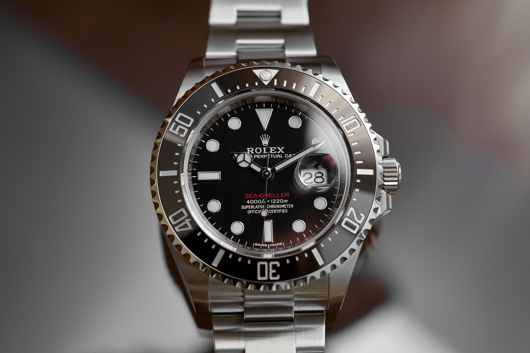 Rolex Sea-Dweller 43mm 126600 - Baselworld 2017 Review