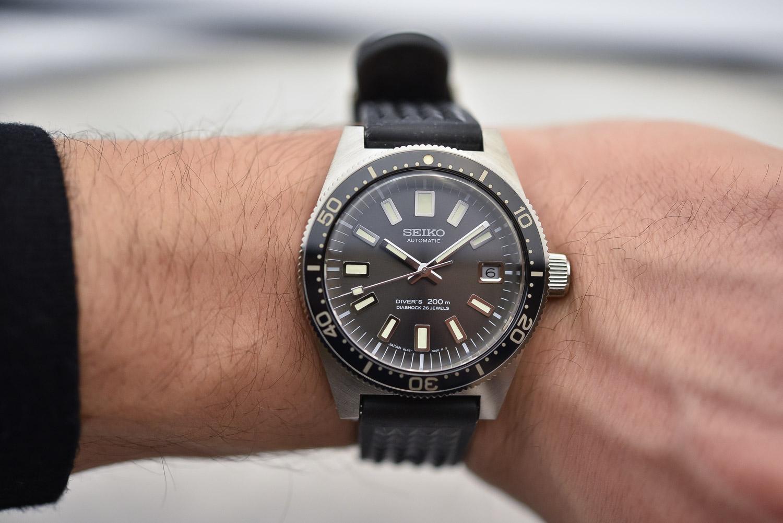 Seiko Prospex Diver SLA017 - 1965 Seiko 62Mas 6217 Reedition