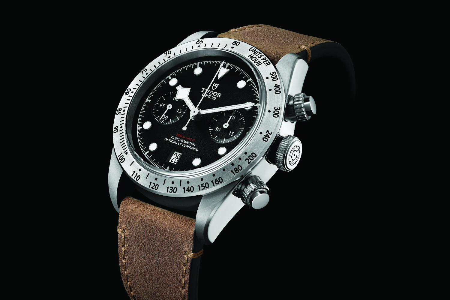 Tudor Black Bay Chrono Calibre MT5813