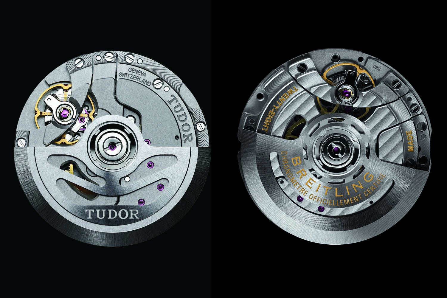 Tudor MT5612 - Breitling B20 movement